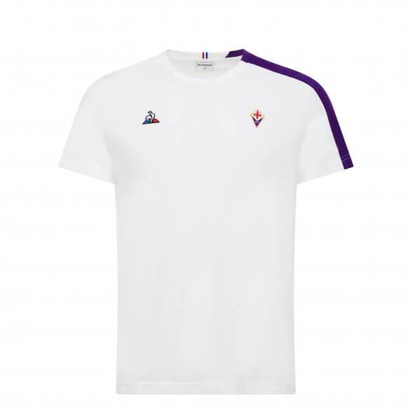 Fiorentina T Shirt | Blanc