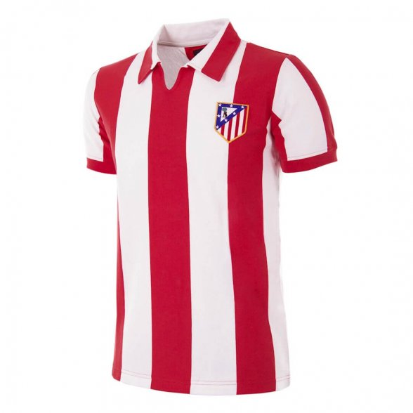 Maillot rétro Atletico Madrid 1970-71