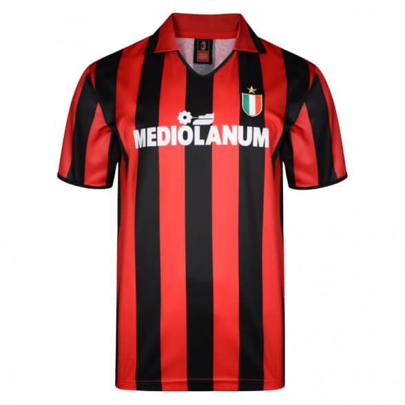 Maillot rétro AC Milan 1988/89