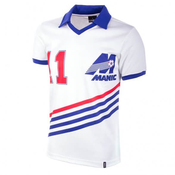 Maillot rétro Montreal Manic 1981