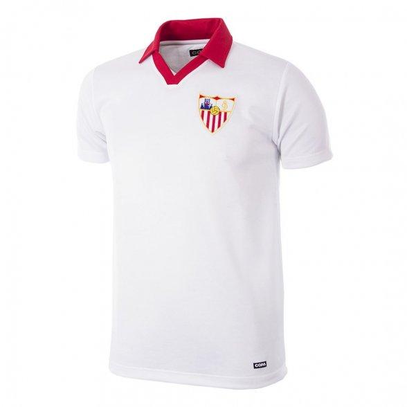Maillot rétro Sevilla FC 1980 - 81