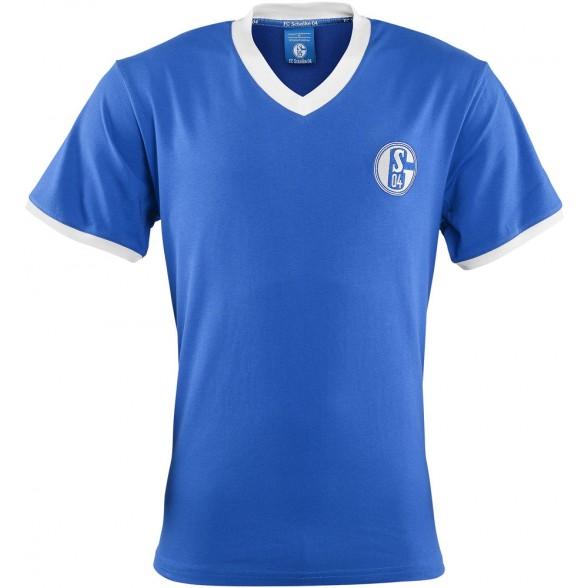 Maillot FC Schalke 04 1971/72