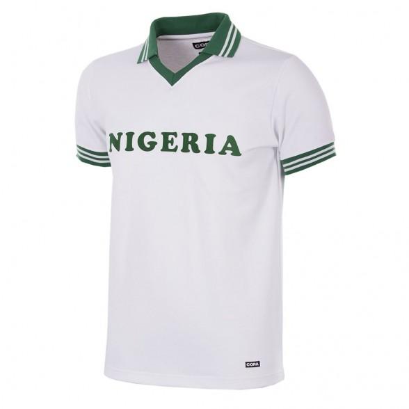 Maillot rétro Nigeria 1988