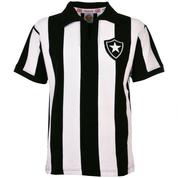 Maillot rétro Botafogo années 60-70
