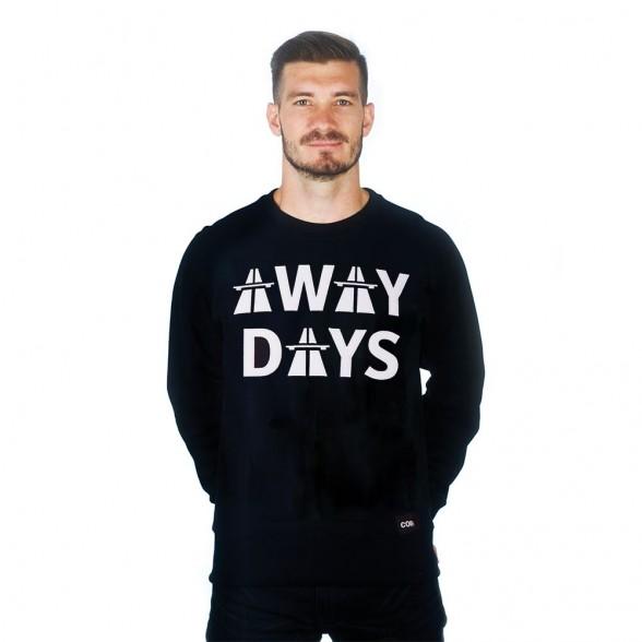 Away Days Sweater | Black