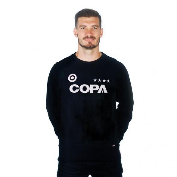 COPA Logo Sweater | Black