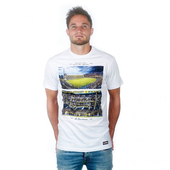 La Bombonera T-Shirt | White