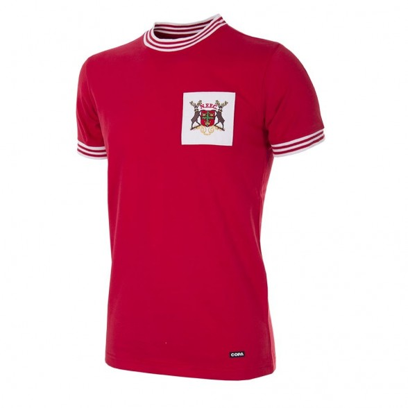 Maillot Nottingham Forest 1966/67