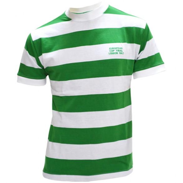 Maglia retro Celtic Coppa dei Campioni 1967