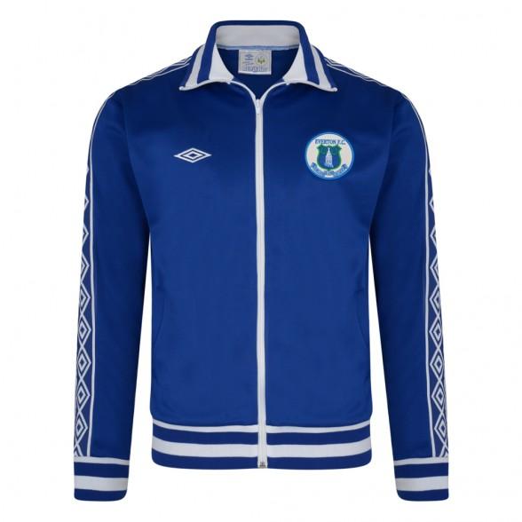 Veste rétro Everton 1980 Umbro