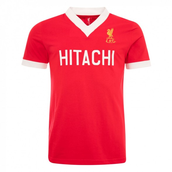 Maillot rétro Liverpool 1977-78