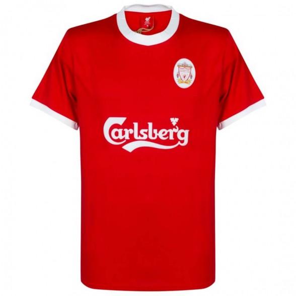 Maillot rétro Liverpool FC 1998-2000