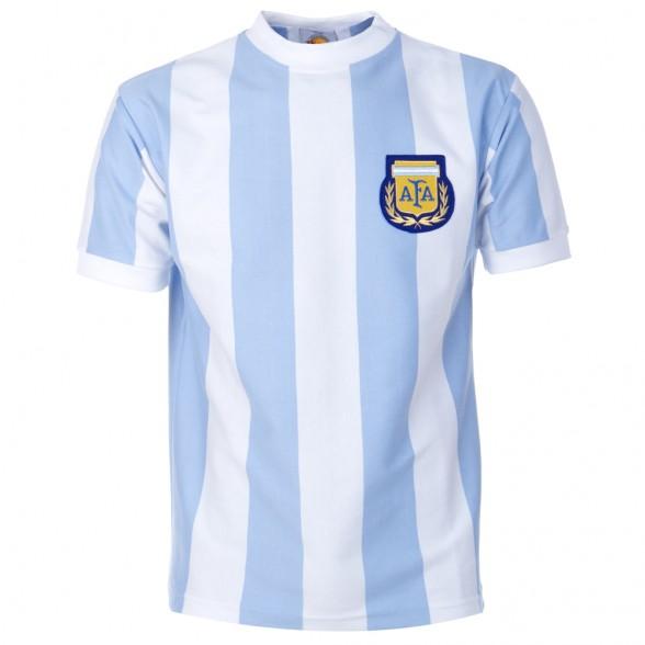 Maillot Argentine 1986 Maradona