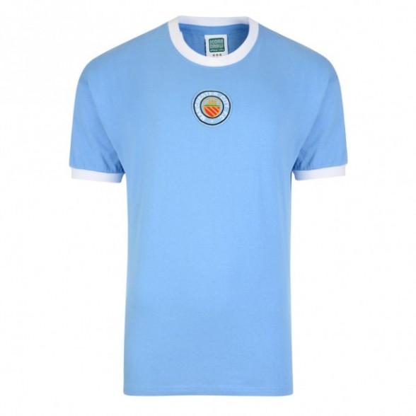 Maillot rétro Manchester City 1970