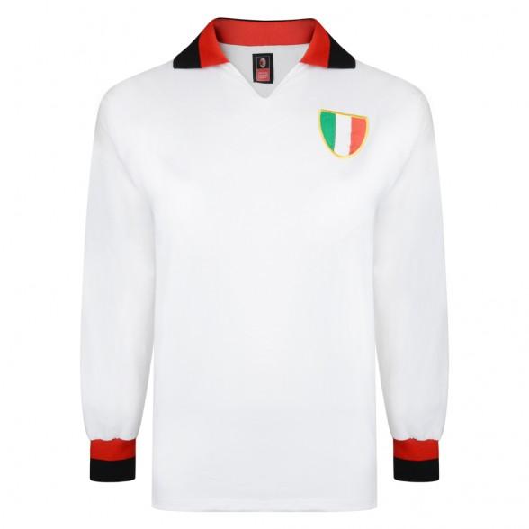Maillot rétro AC Milan 1962/63   Extérieur