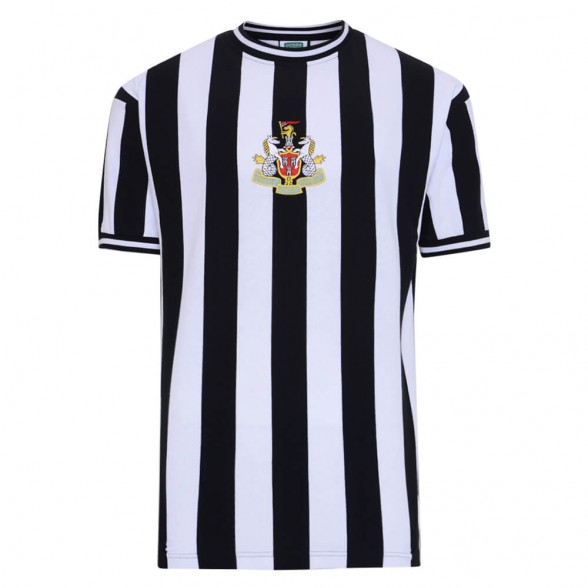 Maillot rétro Newcastle United 1974