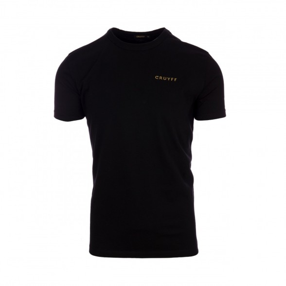 T-shirt Cruyff 14 Noir / Or