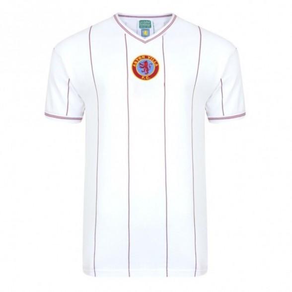 Maillot rétro Aston Villa 1982 blanc