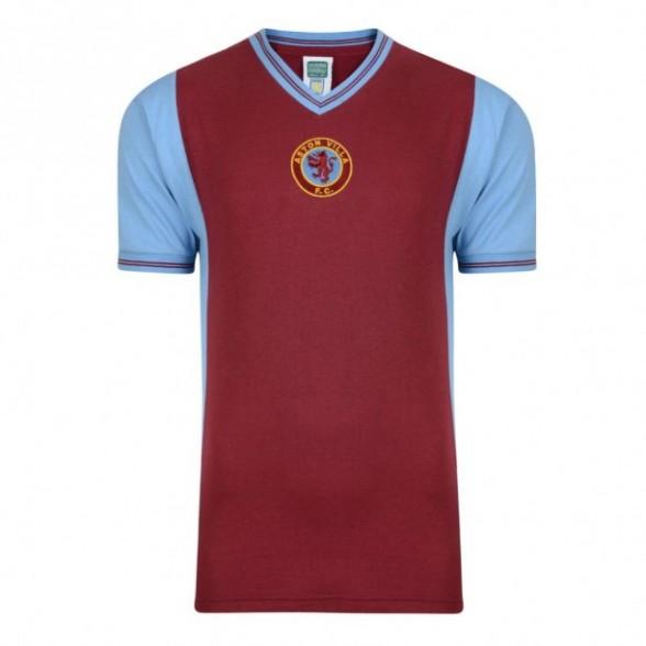 Maillot rétro Aston Villa 1982