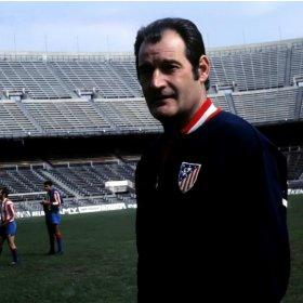 Veste rétro Atletico Madrid 1969