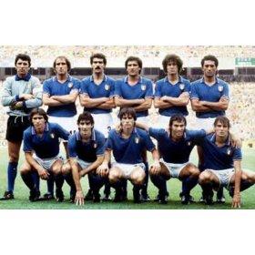Maillot rétro Italie Coupe du monde 1982