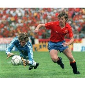 Maillot rétro Espagne années 80