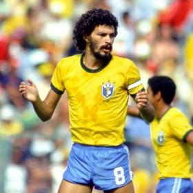 Maillot rétro Brésil 1982