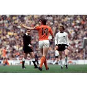 Maillot rétro Pays-Bas 1974