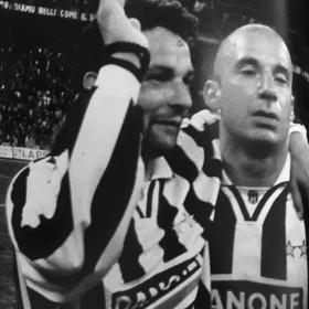 Maillot rétro Juventus 1994 - 95