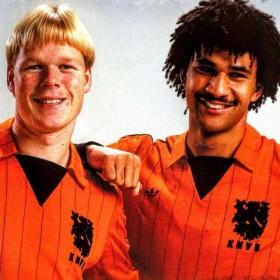Maillot Rétro Football Pays-Bas 1983/84