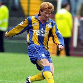 Maillot rétro Leeds United 1994 Extérieur