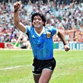 Maillot rétro Argentina 1986 | Extérieur