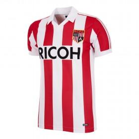 Maillot rétro Stoke City FC 1981-83