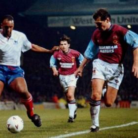 Maillot rétro West Ham 1994