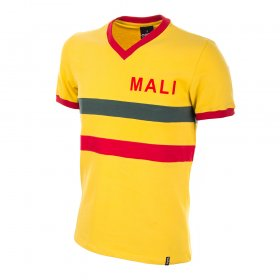 Maillot rétro Mali années 80