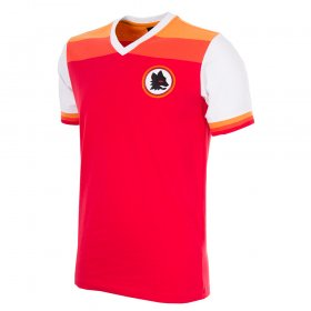 Maillot rétro AS Roma 1979/80