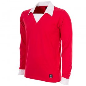 Maillot Manchester United années 70 George Best