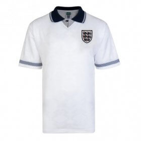 Maillot rétro Angleterre 1990