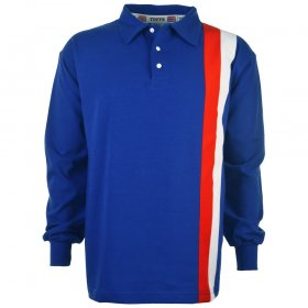 Maillot Escape to Victory Bleu