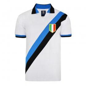 Maillot rétro Inter 1963/64 extérieur