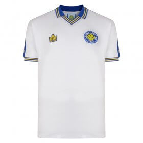 Maillot rétro Leeds United 1978 Admiral
