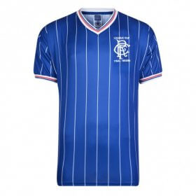 Maillot rétro Glasgow Rangers 1984