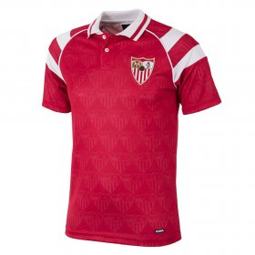 Maillot rétro Sevilla FC 1992 - 93 extérieur