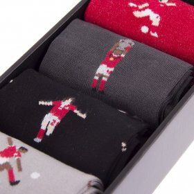 SL Benfica Casual Socks Box Set