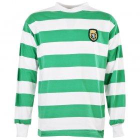 Maglia retro Sporting Lisbona anni 50/60