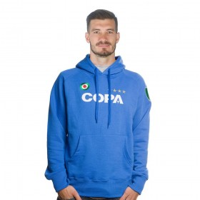 COPA Hooded Sweater | Blue