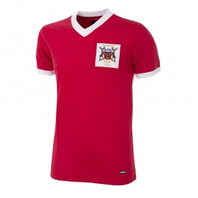 Maillot Nottingham Forest 1958/59