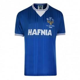 Maillot rétro Everton 1984
