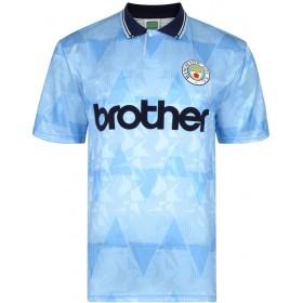 Maillot rétro Manchester City 1989-90