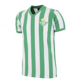 Real Betis 1976 - 77 Maillot de Foot Rétro